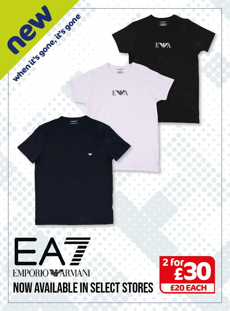Emporio Armani EA7 Fashion