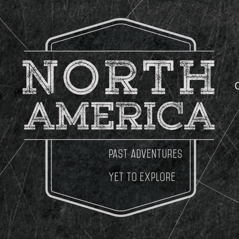 Conquest Maps Modern Slate North America Legend