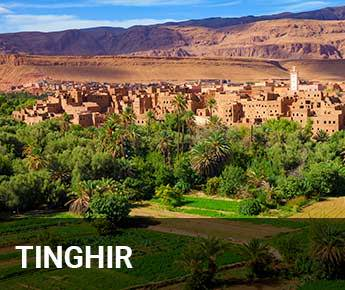 Travelbay Morocco Tailor Made Tours - Tinghir
