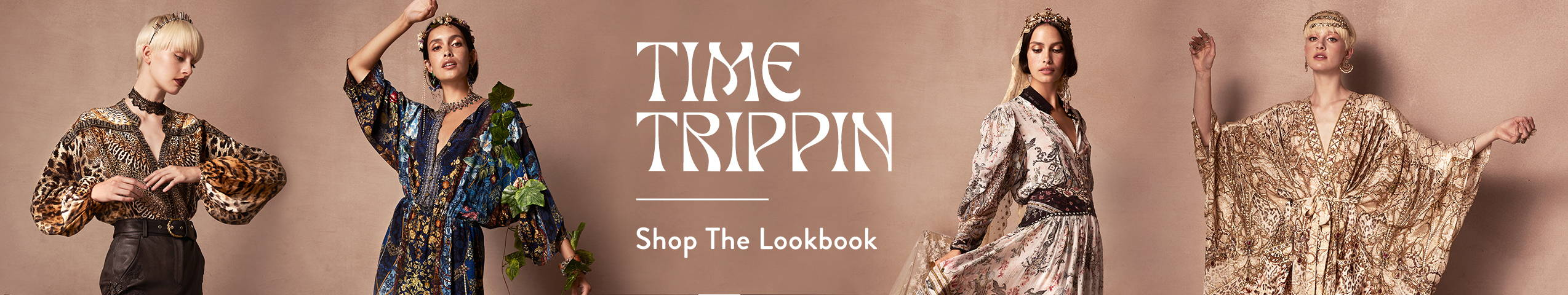 Time Trippin | Shop The Lookbook