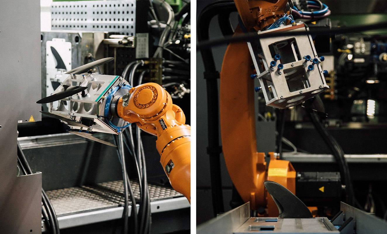 FCS H4 Fin Robotics