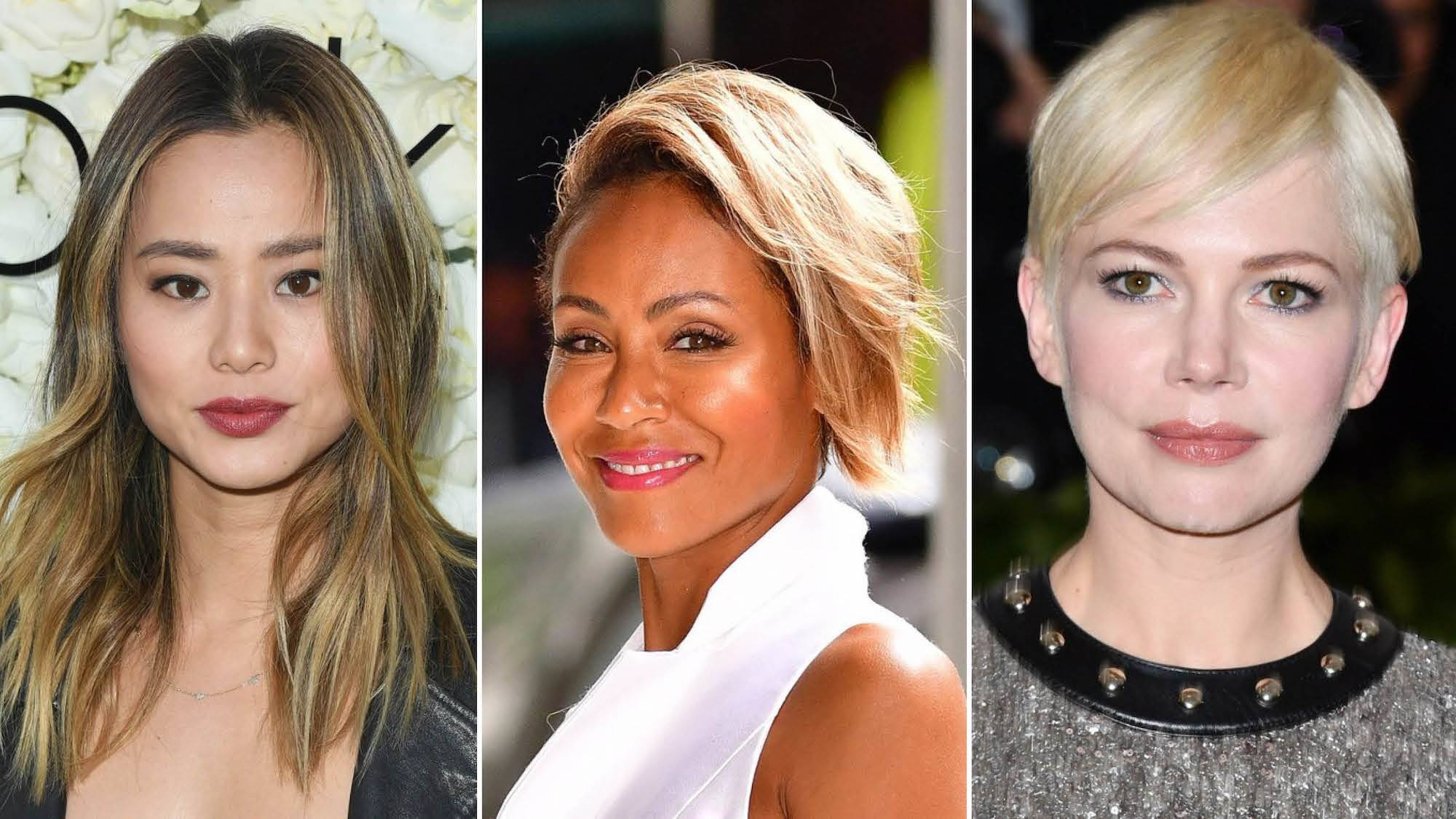 3 hairstyles showing the best looks for thin hair