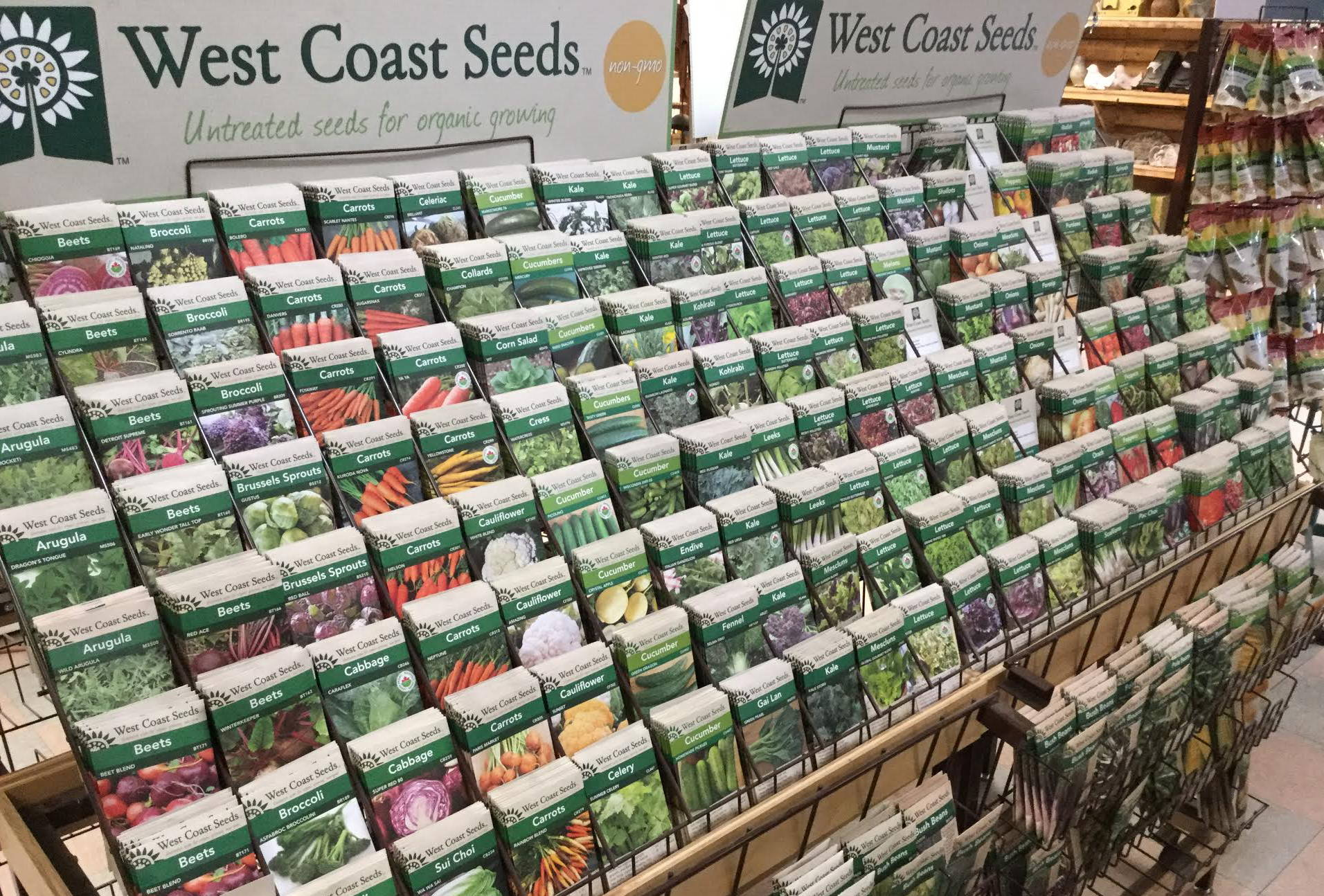 Wholesale – West Coast Seeds
