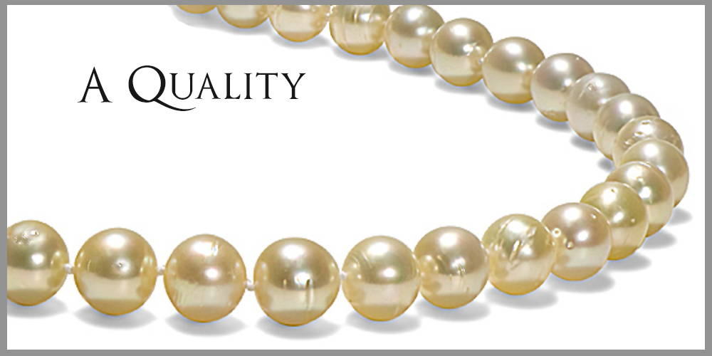 South Sea Pearl Grading: A Quality