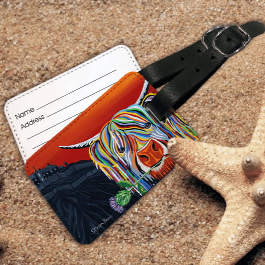 Steven Brown Luggage Tags - Travel collection