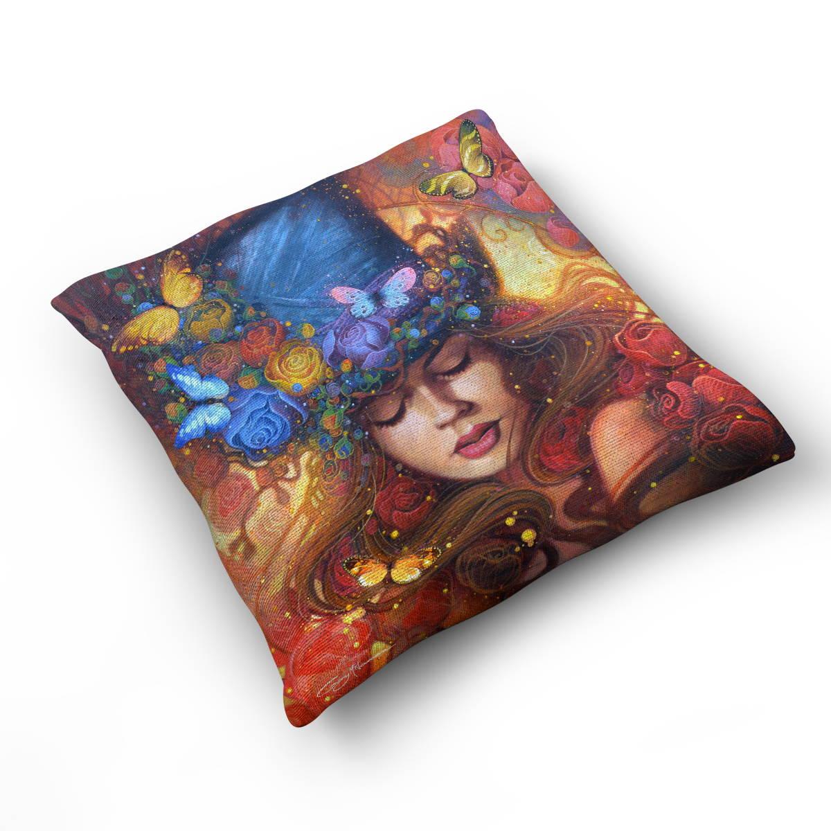 Cushion By Gary McNamara