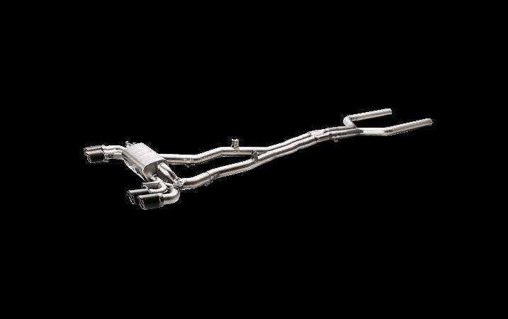 Akrapovic BMW F90 M5 Evolution Line Titanium Exhaust