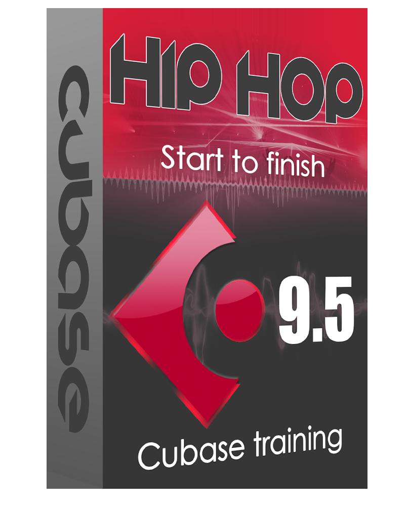 Cubase 9.5 Hip Hop Tutorial