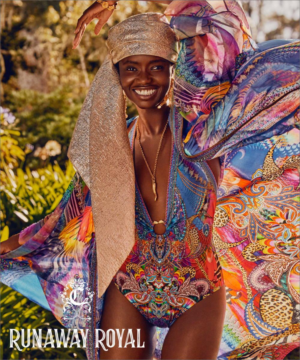 CAMILLA psychedelica, camilla resort, camilla swimwear