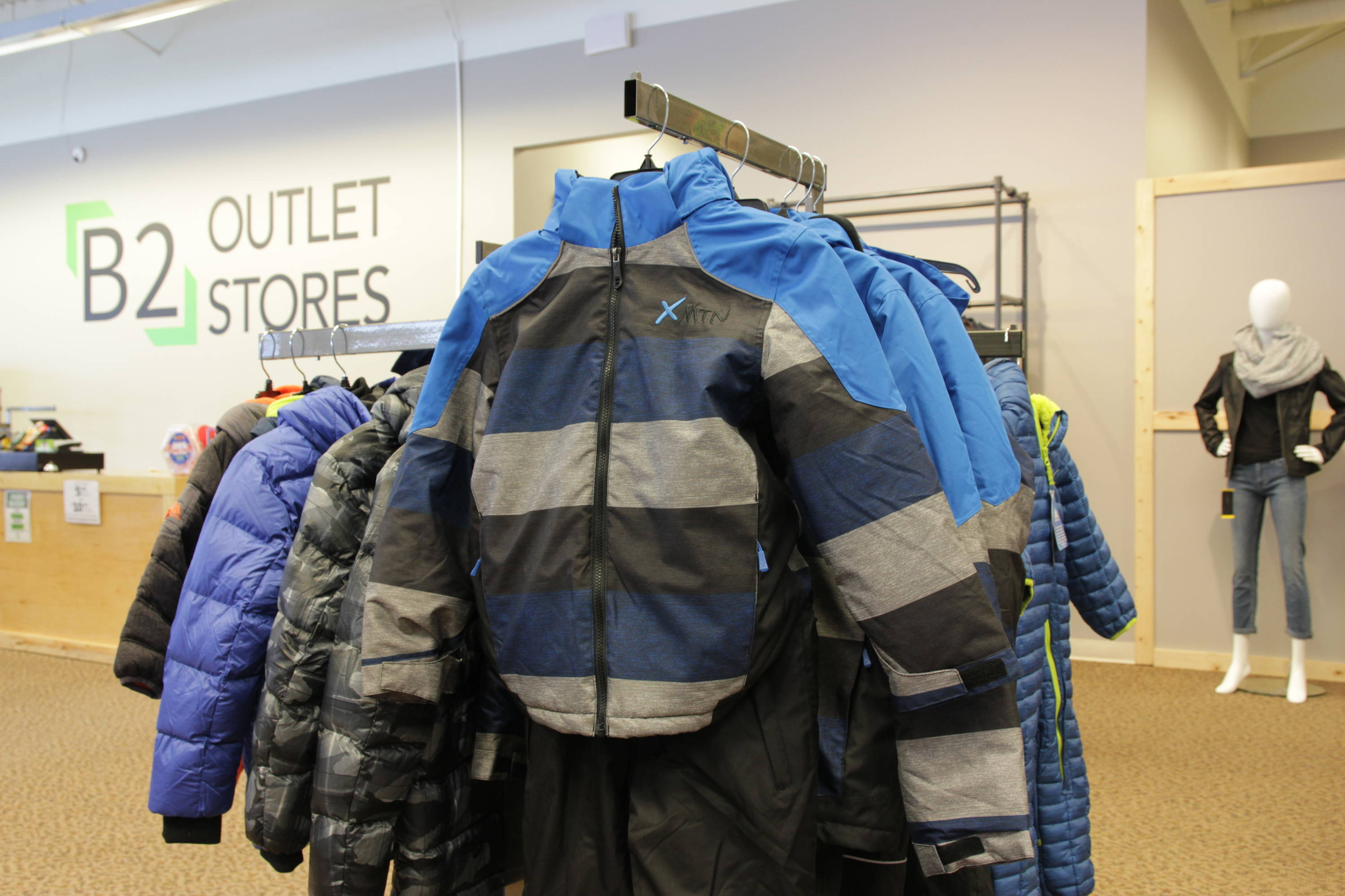 Children's Winter Clothing, Children's Clothing, Outlet Store,