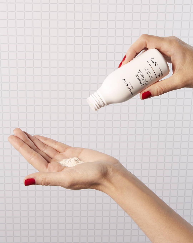 Poudre Exfoliante Oh My Cream Skincare : un exfoliant enzymatique doux