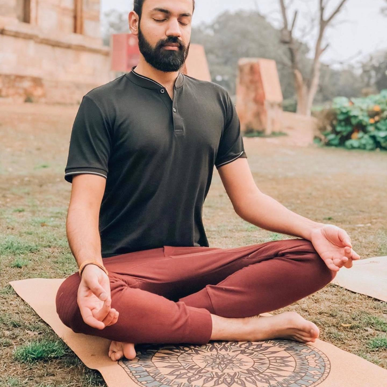 Why meditate ?   Mukha Yoga