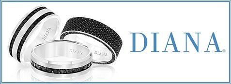 Diana Wedding Bands