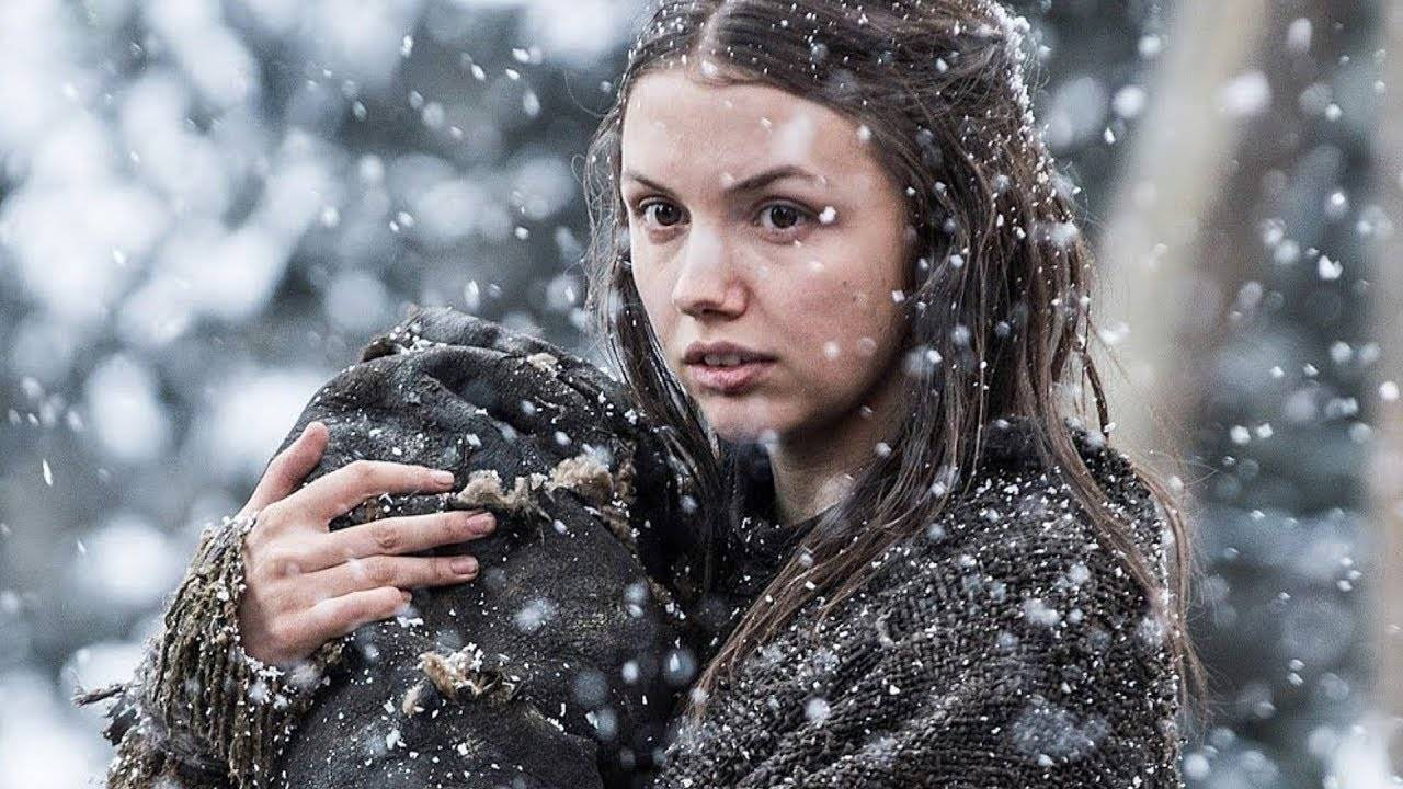 Game of Thrones Gilly Soy Free Supplements