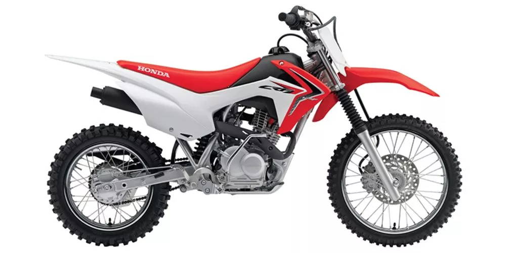 2017 HONDA MOTORCYCLES CRF125FB