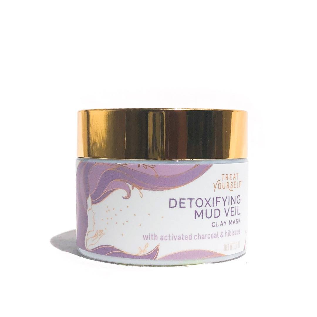 detoxifying mud veil