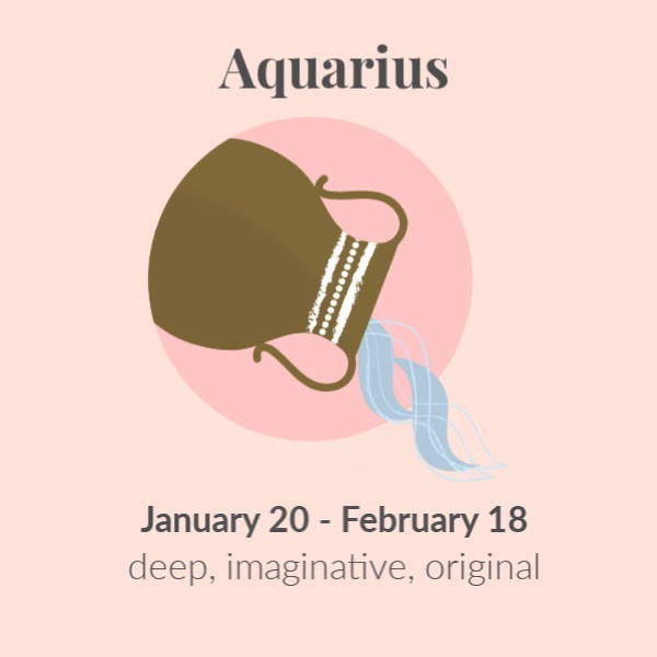 The Perfect Color Lenses for Star Sign Aquarius | Jan 20 - Feb 18