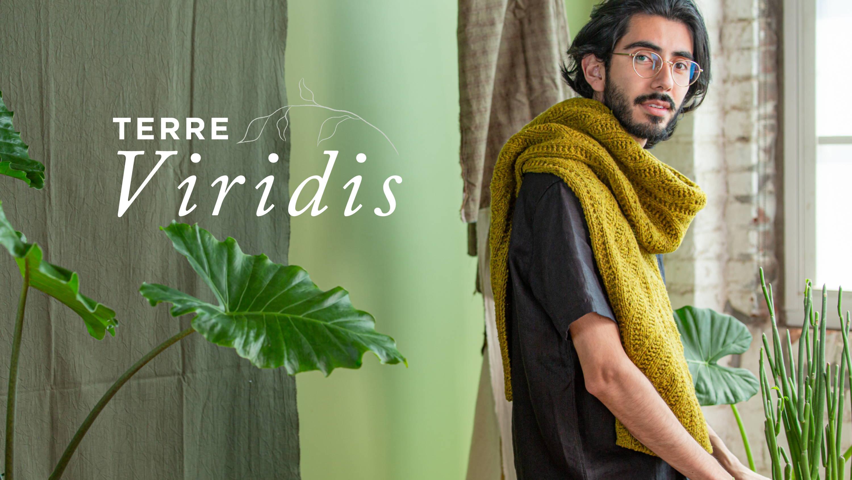 Terre: Viridis | Omar modeling Nidus (chunky version)