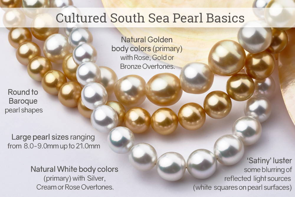 supply,jewelry Pearl pink Pearl Loose Pearl Round South Sea Pearl