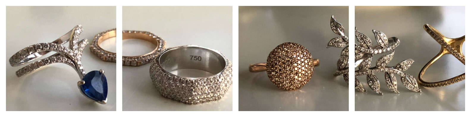 custom design modern jewelry