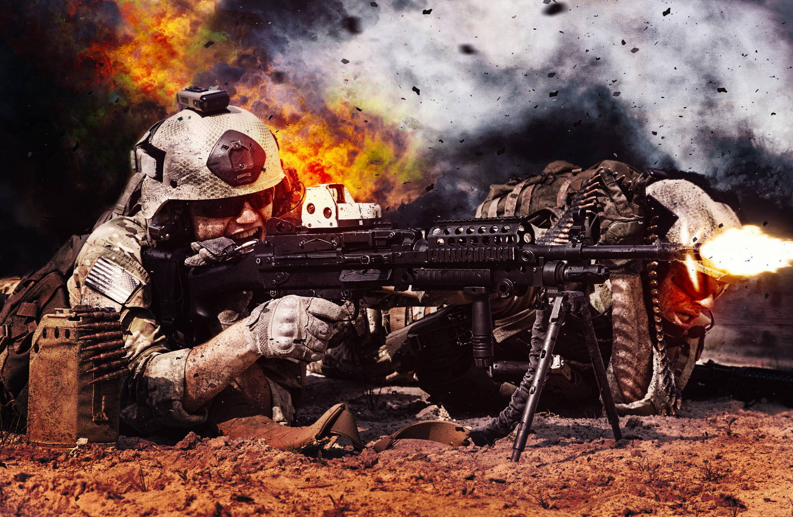 machine gun rental dallas