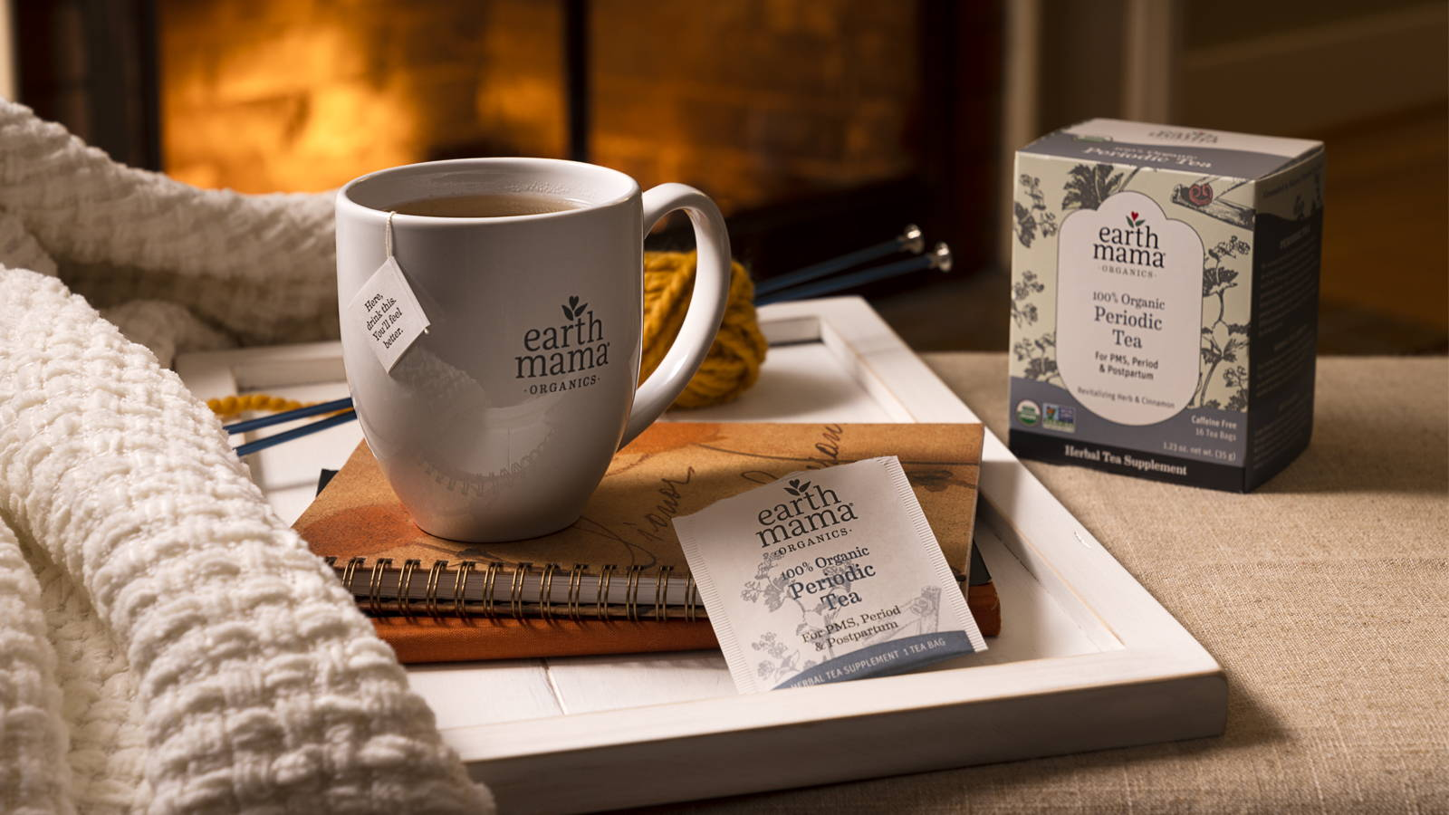 Organic Periodic Tea