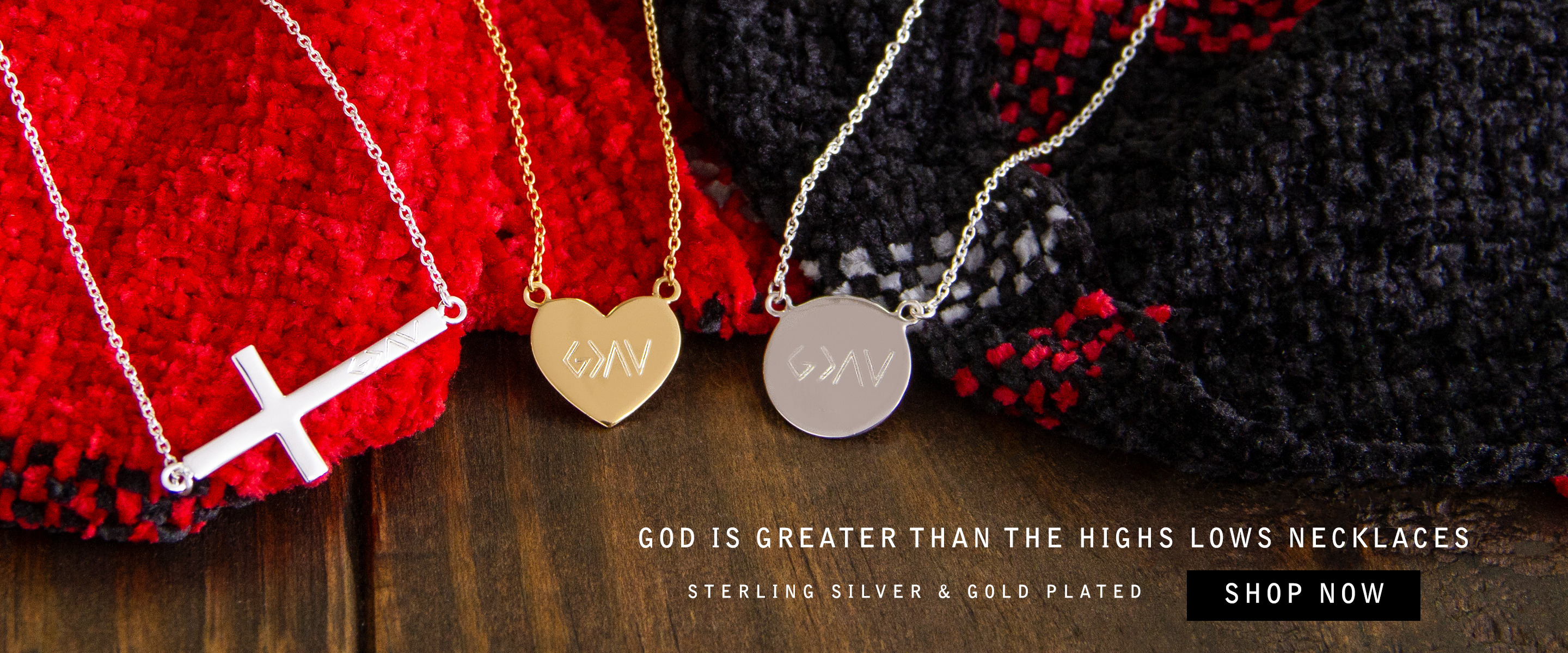 God is Great Necklaces