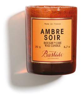 Bastide Ambre Soir Candle