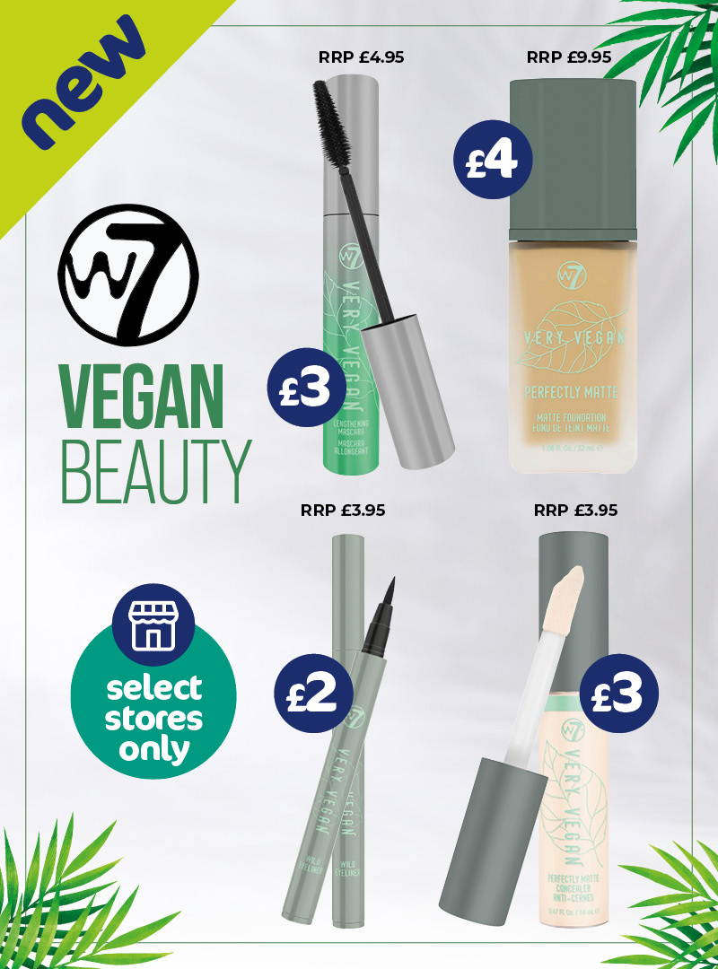 Vegan Beauty Collection