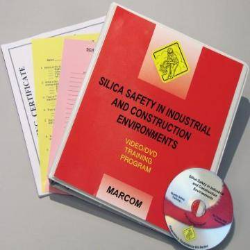 Respirable Crystalline Silica in Industrial & Construction Environments DVD