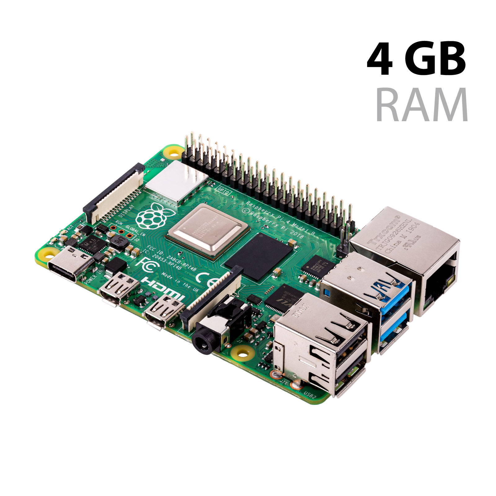 Raspberry Pi 4 4 GB