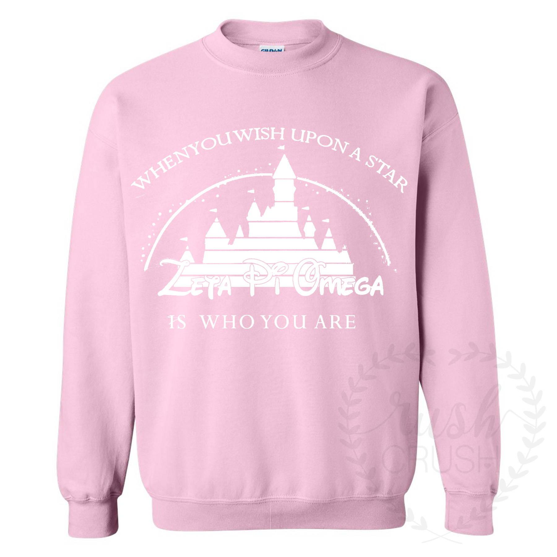 Zeta Pi Omega Clothing