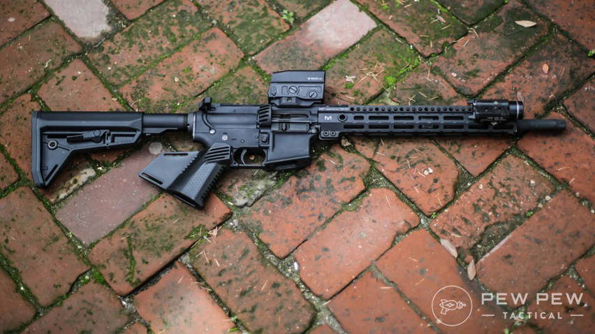 Stag 9 Bones Review by PewPewTactical