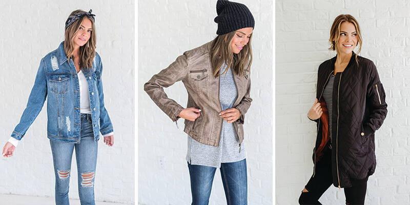 wardrobe essentials boutique jackets