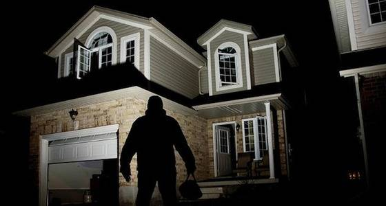 Home security - Protection against burglary