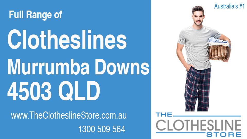 New Clotheslines in Murrumba Downs Queensland 4503