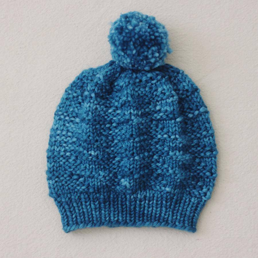 Snowbank Beanie Kit
