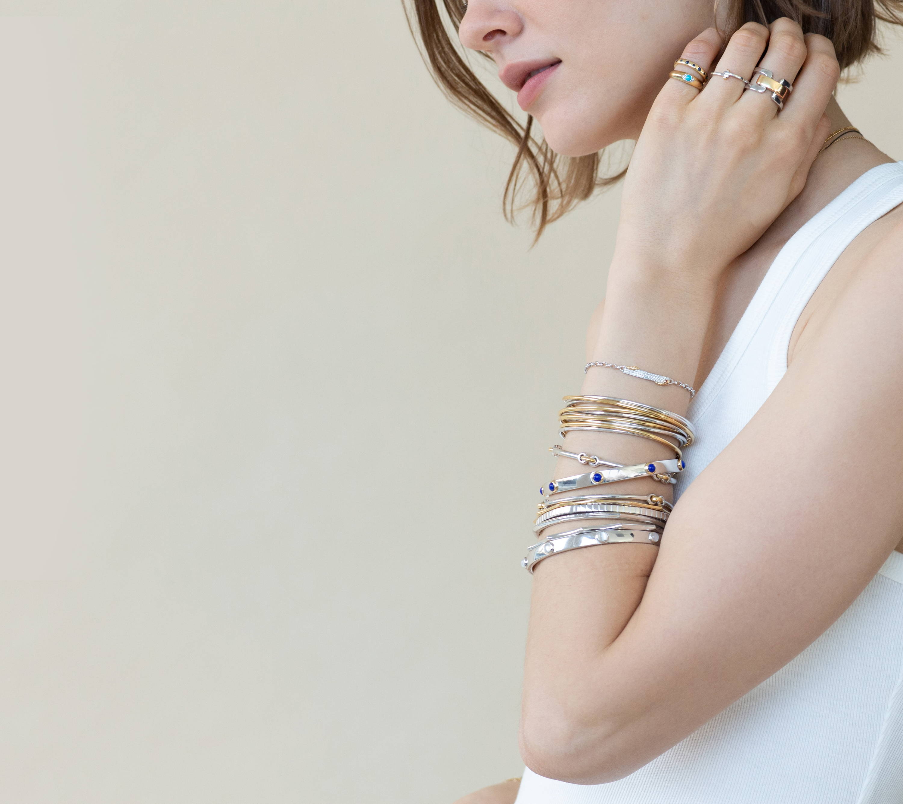 Jewelry should not just be beautiful. It should empower you.