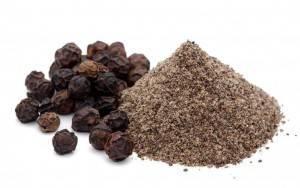 Schwarzer Pfeffer-Extrakt