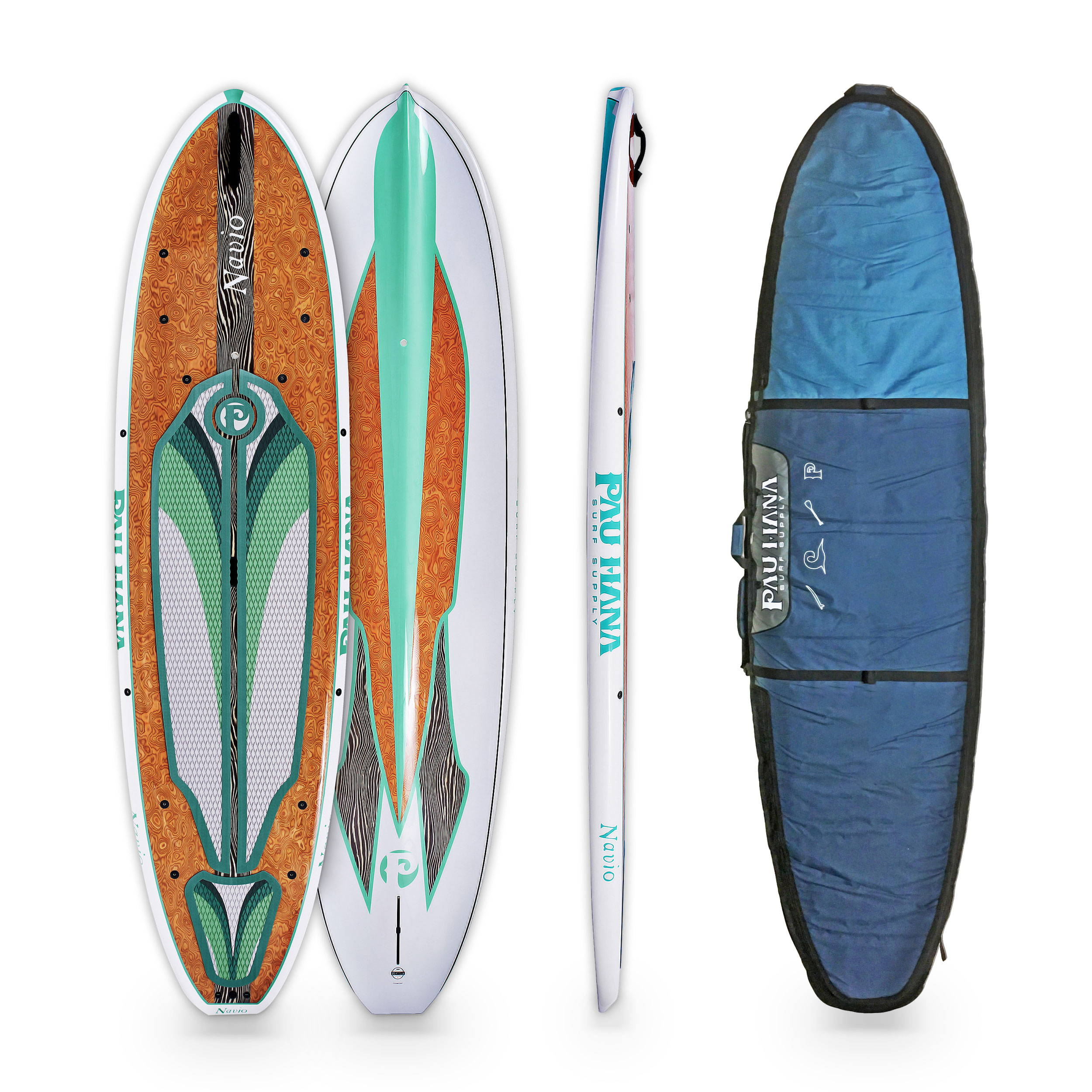 Navio paddle board and SUP board bag