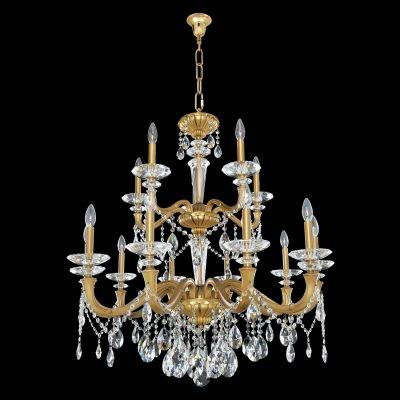 Allegri Lighting Crystal Pendants, Chandeliers, Wall Sconces, & Ceiling Lights - Impero Collection