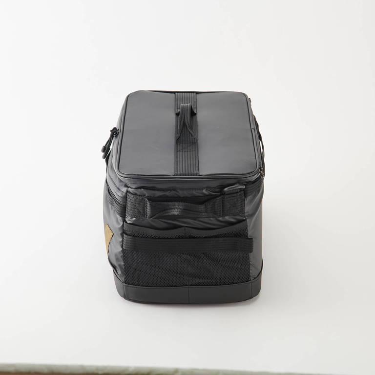 AS2OV(アッソブ)/コンテナボックス M/ブラック
