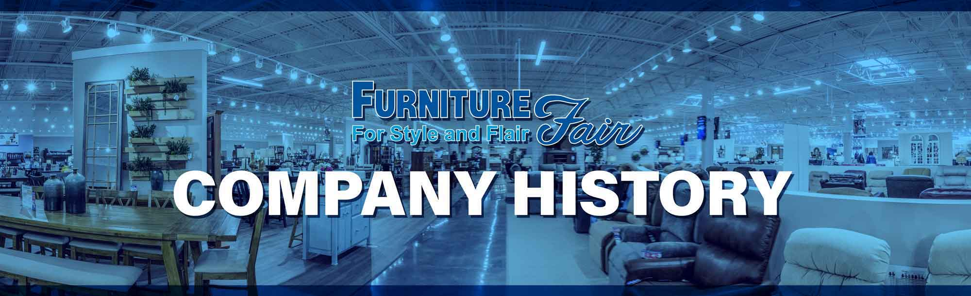 The History Of Furniture Fair