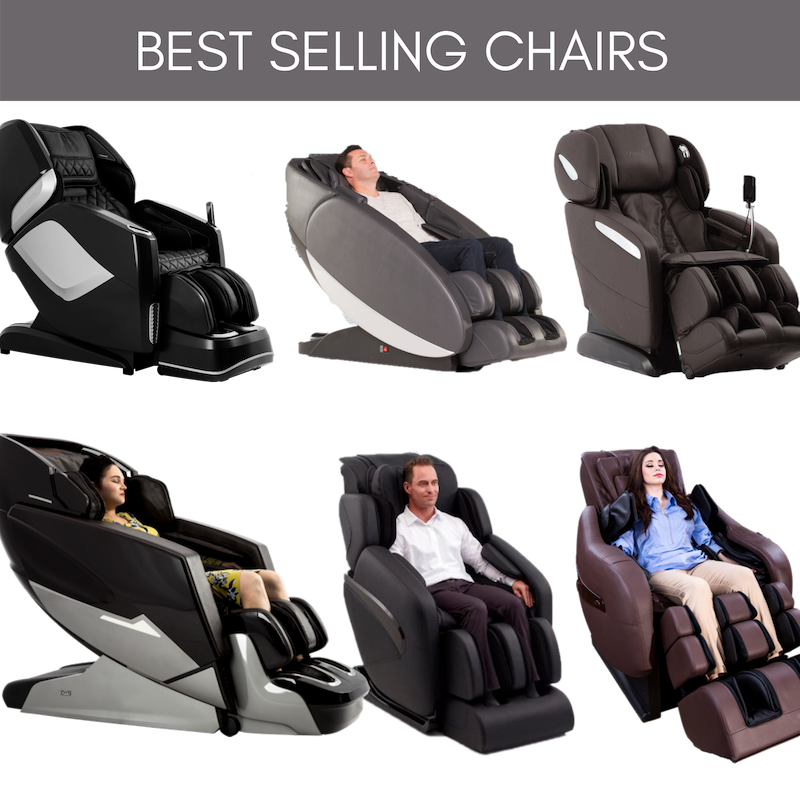 Best Selling Massage Chair of 2018