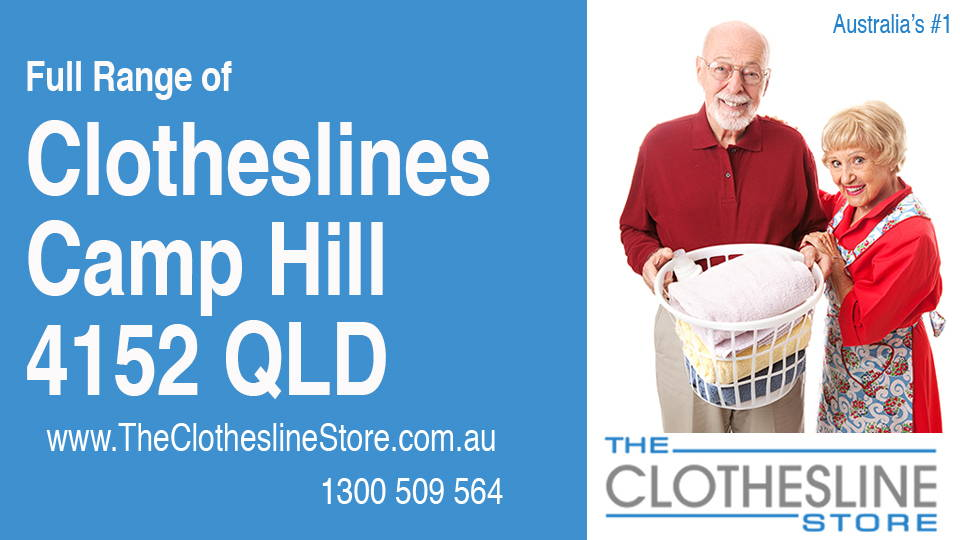 New Clotheslines in Camp Hill Queensland 4152