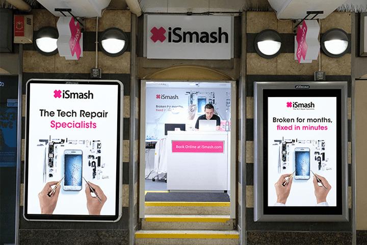 Mobile Phone Repair Shops Near Me | Store Locator | iSmash