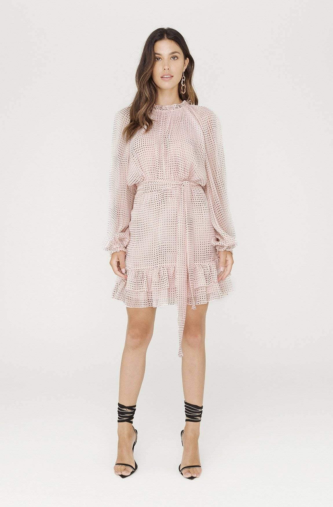 SHEIKE-Blush-Moonlight-Dress-Mini-Dresses