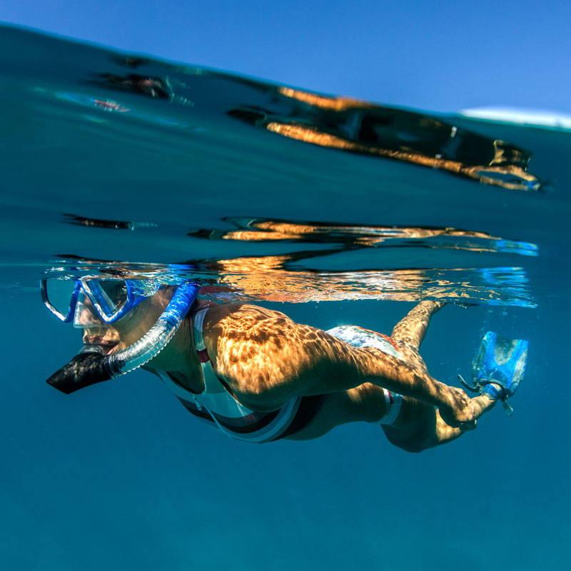 Care & Maintenance: Snorkeling Sets