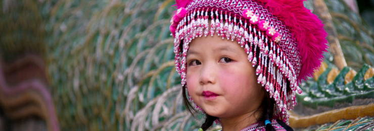 Say hi to the Indigenous folks of Thailand