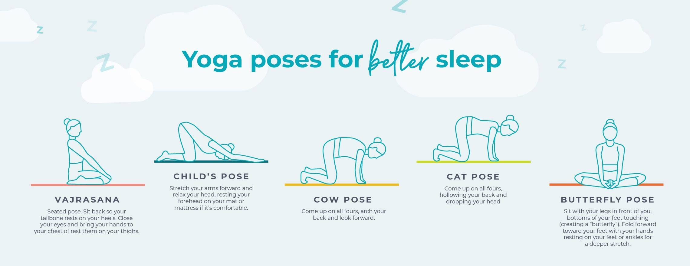 Benefits of Yoga Before Bed: Relaxation & Better Rest  Leesa